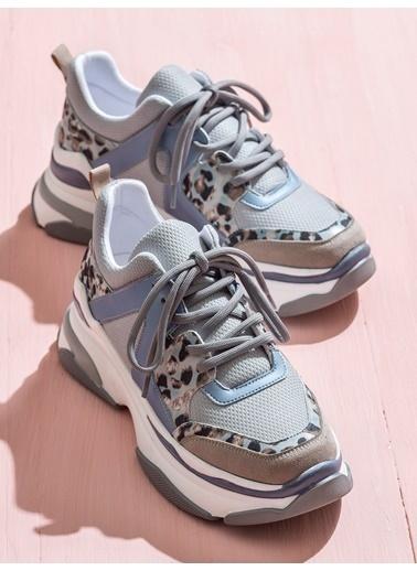 Elle Sneakers Mavi